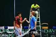 Giải quần vợt Davis Cup 2019: Tuyển Việt Nam tranh suất thăng hạng cùng Syria