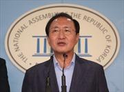 Dính bê bối nhận hối lộ, nghị sĩ Hàn Quốc nhảy lầu tự vẫn
