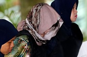 Bị cáo Đoàn Thị Hương ra tòa nghe tuyên án vụ ám sát công dân Triều Tiên
