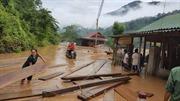 Khẩn trương giúp người dân Nghệ An ổn định cuộc sống sau lũ quét