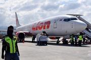 Indonesia họp báo liên quan vụ tai nạn máy bay Boeing 737 MAX của Lion Air