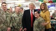 Ông Trump lo cho an toàn của vợ trong chuyến thăm bí mật Iraq