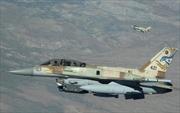 Chiến đấu cơ Israel tiếp cận biên giới, Quân đội Syria báo động cao