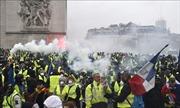 5 con số lý giải vì sao người Pháp tràn xuống đường biểu tình, đập phá