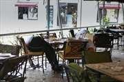 Những hình ảnh kinh hoàng vụ xả súng khu văn phòng - khách sạn tại Kenya