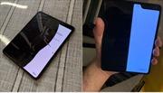 Màn hình điện thoại gập Samsung Galaxy Fold bị tố phồng, hỏng ngay ngày đầu sử dụng