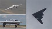 Ngoạn mục cảnh UAV tàng hình 'Thợ săn' Nga lần đầu cất cánh