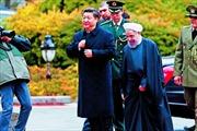 Trung Quốc nối lại ba 'đại dự án' dầu mỏ với Iran