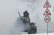 Quân đội Lào và Nga lần đầu tập trận chung