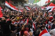 Iraq rung chuyển vì làn sóng biểu tình