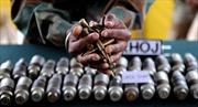 Ấn Độ dùng robot chở đạn dược đến Kashmir