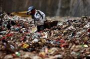 Bãi rác lớn nhất Trung Quốc đầy kín trước dự kiến 25 năm