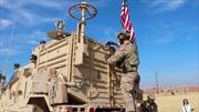 Mỹ xây căn cứ quân sự trái phép tại 'vựa dầu' Syria