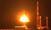 Bộ Quốc phòng Nga công bố video thử tên lửa đạn đạo Topol