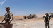 Quân đội Syria giành kiểm soát mỏ dầu 'thất lạc' lâu năm