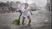Bão Kammuri gây mưa to, gió giật tại Philippines