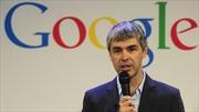 Nhà đồng sáng lập Google từ chức CEO Alphabet