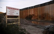 Mỹ hoàn tất thêm gần 200km tường biên giới với Mexico