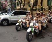 Danh sách các tuyến phố cấm, hạn chế phương tiện trong hai ngày Quốc tang Chủ tịch nước Trần Đại Quang