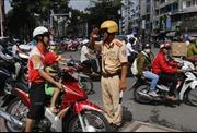 Đường đến trường và nỗi lo an toàn giao thông