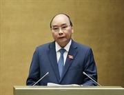 Trực tiếp: Thủ tướng Chính phủ trả lời chất vấn của các đại biểu Quốc hội