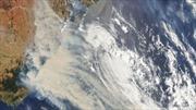 Khói từ cháy rừng tại Australia bay nửa vòng Trái Đất lan sang Nam Mỹ