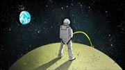 Nước tiểu của phi hành gia trở thành thứ quý hiếm trên Mặt Trăng