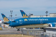 Bão Soulik tại Hàn Quốc khiến Vietnam Airlines điều chỉnh lịch 4 chuyến bay