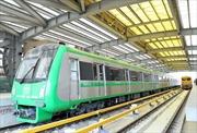 Ngày 20/9, vận hành thử toàn bộ hệ thống đường sắt Cát Linh - Hà Đông