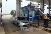 Báo cáo Thủ tướng việc cản trở thu phí trạm Bắc Thăng Long - Nội Bài