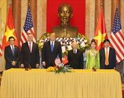 Vietjet ký hợp đồng 100 máy bay với Boeing và bảo dưỡng động cơ với Tập đoàn General Electric