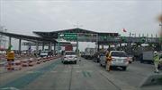 Yêu cầu Bộ Giao thông vận tải đẩy nhanh thu phí không dừng, đảm bảo hợp lòng dân