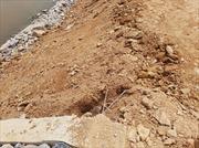 Khắc phục xong tuyến kè Sông Lương bị sạt lở qua xã Đại Xuyên trong tháng 9/2019