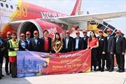 Vietjet khai trương đường bay TP Hồ Chí Minh – Pattaya vi vu Giáng sinh và Năm mới