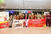 Vietjet khai trương hai đường bay thẳng tới New Delhi (Ấn Độ)
