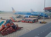 Máy bay 'đắp chiếu', hàng không nội xin giảm thuế môi trường để giảm thiểu thiệt hại