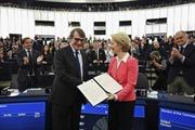 Nghị viện châu Âu thông qua nhân sự Ủy ban châu Âu mới