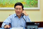Việt Nam - Na Uy tăng cường hợp tác song phương và phối hợp trên các diễn đàn đa phương