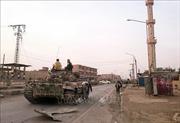 Quân đội Syria triển khai thêm nhiều vũ khí hạng nặng chuẩn bị tiến hành chiến dịch ở Idlib
