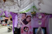 Cô dâu 61 tuổi, chồng 26 tổ chức đám cưới lãng mạn ở Cao Bằng