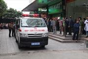 Phát hiện một phụ nữ tử vong tại đám cháy ở chung cư Linh Đàm
