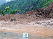 Sơn La nỗ lực khắc phục hậu quả mưa lũ