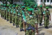 Anh cảnh báo việc rút sớm Phái bộ AU có thể gây bất lợi cho Somalia