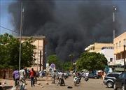 6 cảnh sát thiệt mạng trong cuộc phục kích gài thiết bị nổ tại Burkina Faso