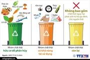 TP Hồ Chí Minh đẩy mạnh phân loại chất thải rắn sinh hoạt tại nguồn