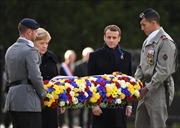 72 nguyên thủ quốc gia dự Lễ kỷ niệm 100 năm kết thúc Chiến tranh Thế giới thứ nhất