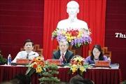 Giám đốc Sở Thông tin Thừa Thiên Huế có số phiếu tín nhiệm cao ít nhất