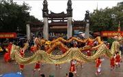 Khai mạc Lễ hội Đền Trần, Thái Bình năm 2019