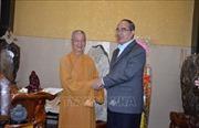 Lãnh đạo TP Hồ Chí Minh thăm, chúc Tết các tổ chức, chức sắc tôn giáo