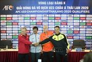 Giải U23 châu Á 2020: Các đội bóng bảng K sẵn sàng đấu vòng loại tại Hà Nội